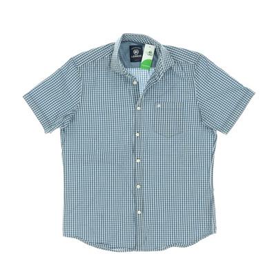 Lerros kék ing