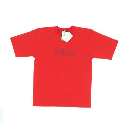 Fila piros póló