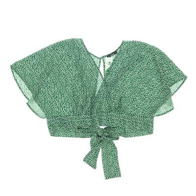 Shein zöld blúz