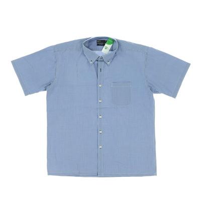 Kék rövidujjú ing