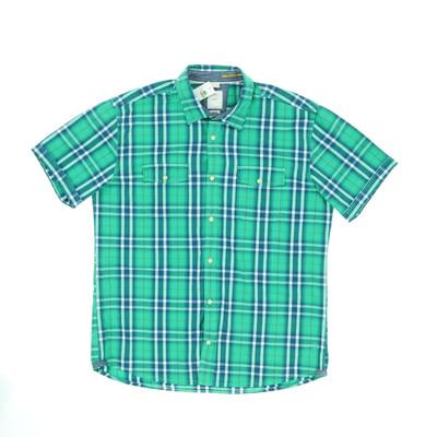 s.Oliver zöld/kék ing