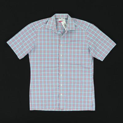 Royal Class kék rövid ujjú ing