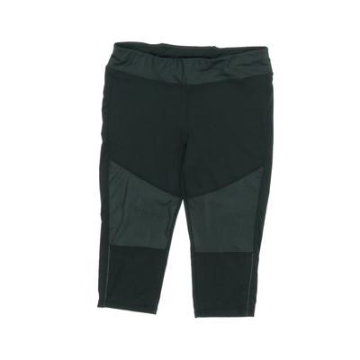 Crivit fekete sport rövidnadrág