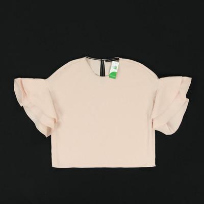 Zara rózsaszín blúz