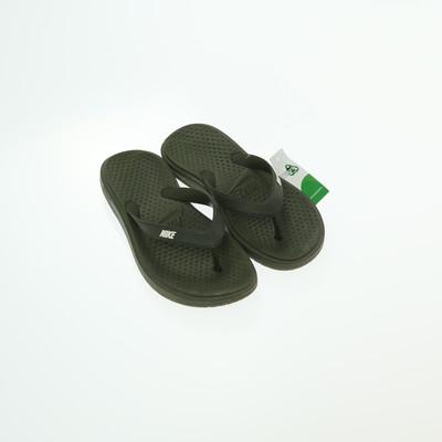 Nike zöld papucs