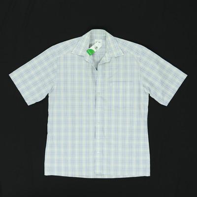 Olymp kék rövid ujjú ing