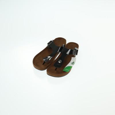 Graceland fekete papucs