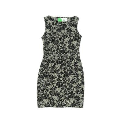 Orsay fekete/bézs egész ruha