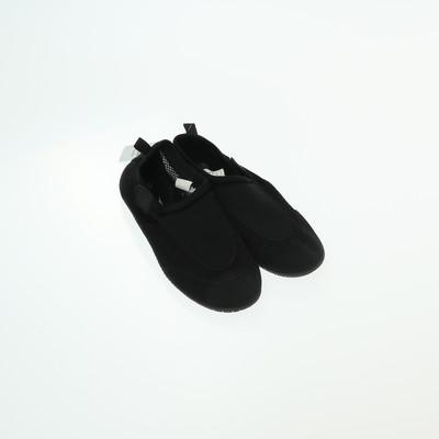 Crane fekete strandcipő