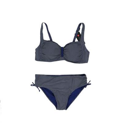 Leonardo Swimwear kék bikini szett