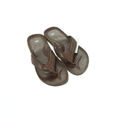 H&M barna papucs