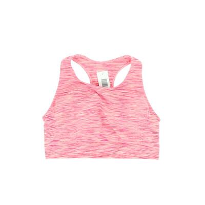 Quickdry rózsaszín sportmelltartó