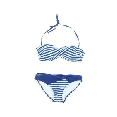 Janina csíkos bikini szett