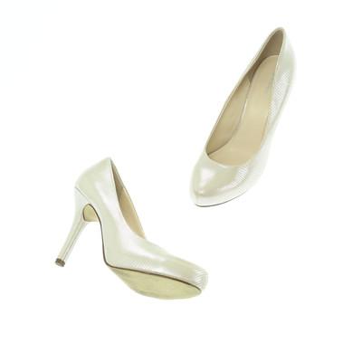 Graceland bézs magassarkú cipő