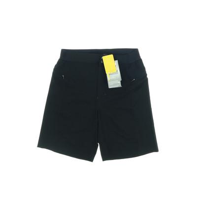 Crane fekete sport rövidnadrág
