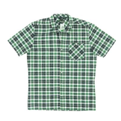 Schöffel zöld rövid ujjú ing