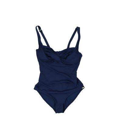 C&A kék egyberészes fürdőruha
