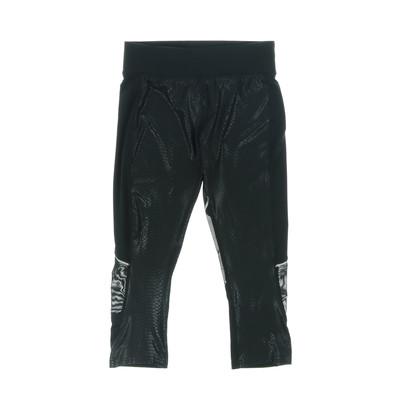 Ergee fekete sport rövidnadrág
