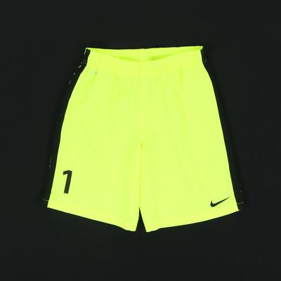 Nike neonsárga sport rövidnadrág