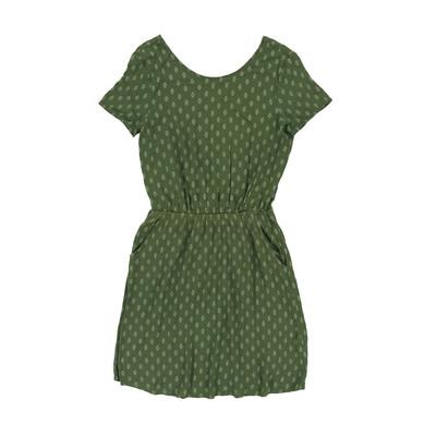 s.Oliver zöld egész ruha