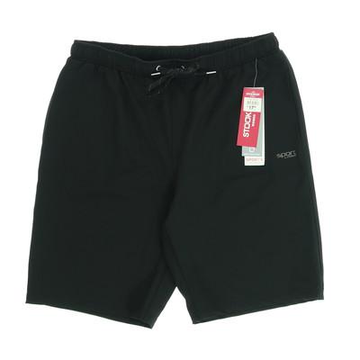 Stooker fekete sport rövidnadrág