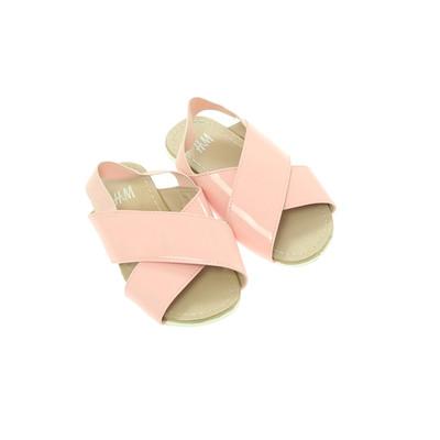 H&M rózsaszín szandál