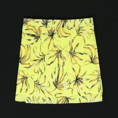 Vila Clothes sárga szoknya