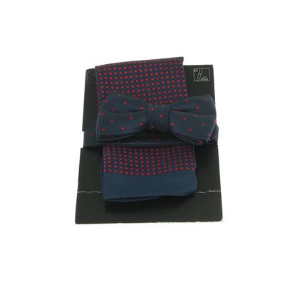 H&M kék csokornyakkendő