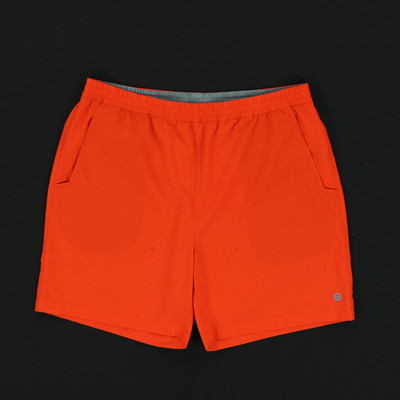 NRN narancssárga sport rövidnadrág