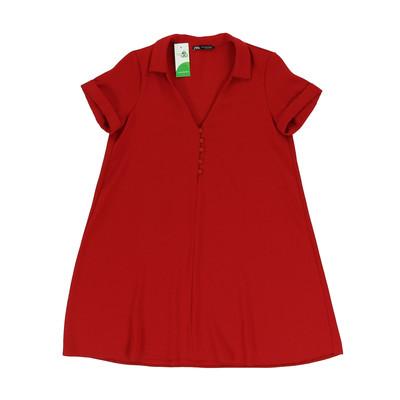 Zara piros egész ruha