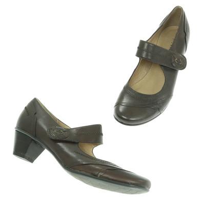 5Th Avenue barna magassarkú cipő