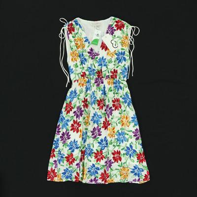 Mint & berry színes egész ruha