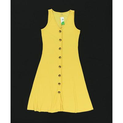 Only sárga egész ruha