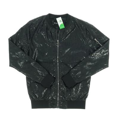Pen Jns fekete átmeneti kabát