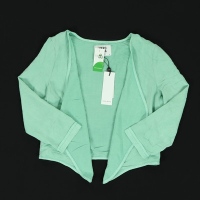 Vero Moda zöld félhosszú ujjú felső