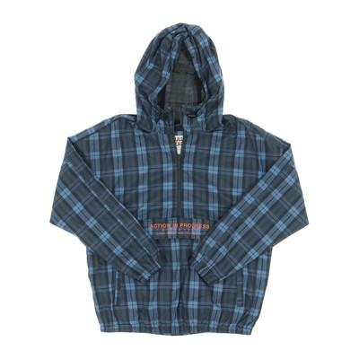 Pull & Bear kék átmeneti kabát