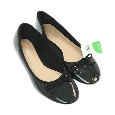 Anna Field fekete topánka