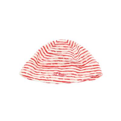 s.Oliver piros/fehér sapka