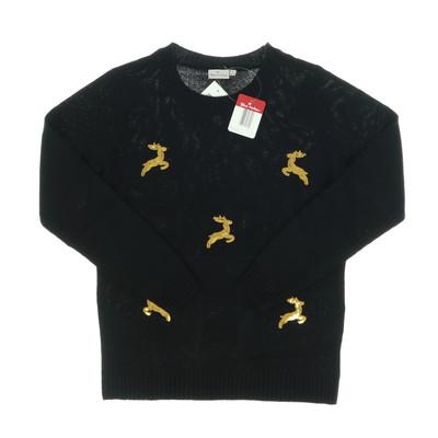 Blue Motion fekete pulóver