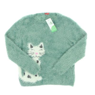 S.Oliver zöld pulóver