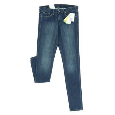 H&M kék farmer hosszúnadrág