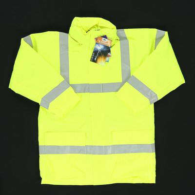 FR Anti-Static sárga munkás kabát