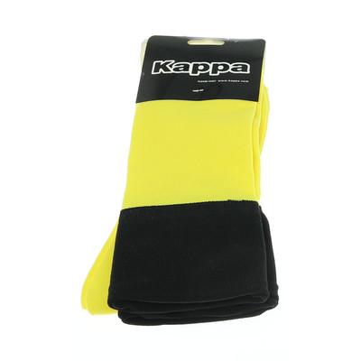 Kappa sárga/fekete sport zokni