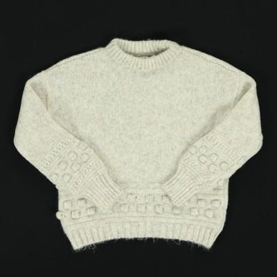 Pimkie bézs kötött pulóver