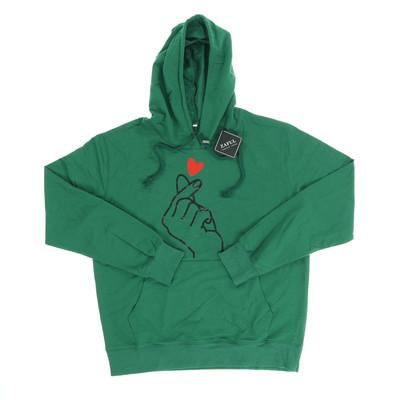 Zaful zöld pulóver