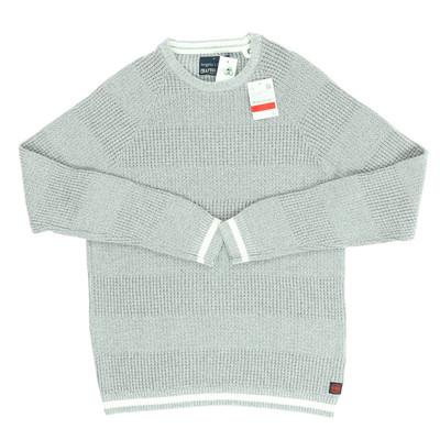 C&A szürke kötött pulóver
