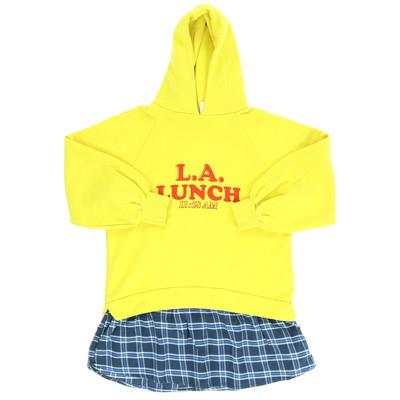Zara Girls sárga pulóver