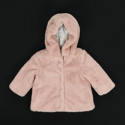 C&A rózsaszín kabát