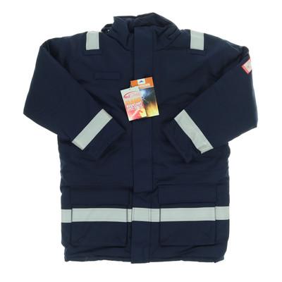 Portwest kék munkás kabát