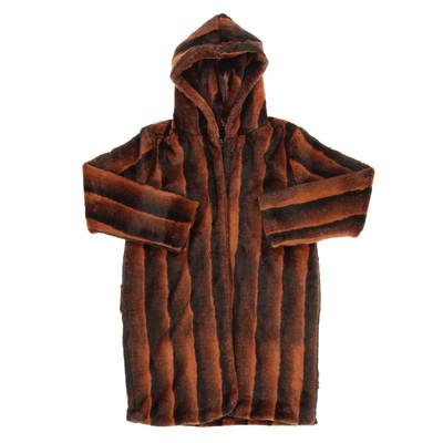 Kitzbühel barna szőrme kabát